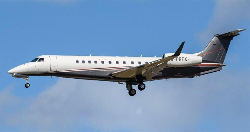 VIP at Barcelona - private Jet Legacy 600, 13 pax 3 Legacy Legacy 600, 13 pax 4